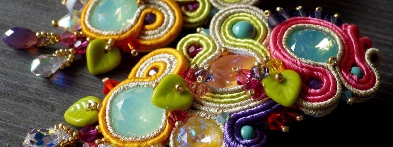 [03/20] Les bijoux en soutache, c'est quoi ?