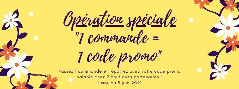 [03/21] Codes promo sites partenaires