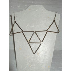 Plastron triangles