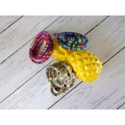 Bracelets 4 tours cordon ethnique
