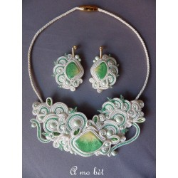 A little touch - parure soutache